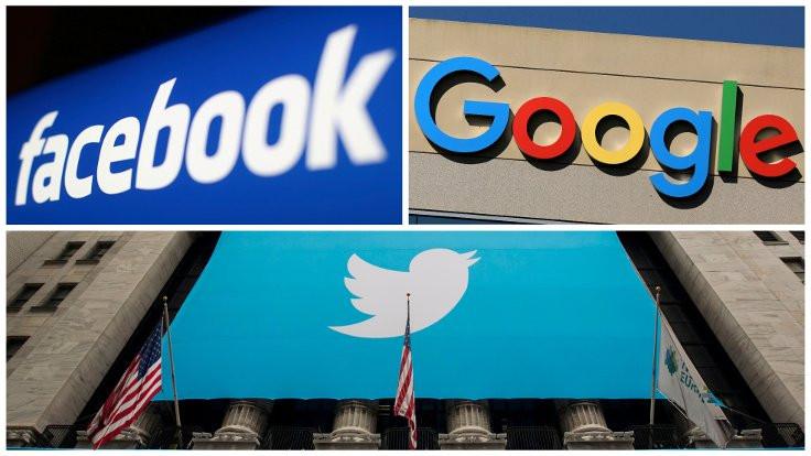 Hong Kong'da gözler sosyal medya şirketlerinde