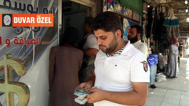 'Suriye'de TL kullanımı, işgalin tamamlanmasıdır'