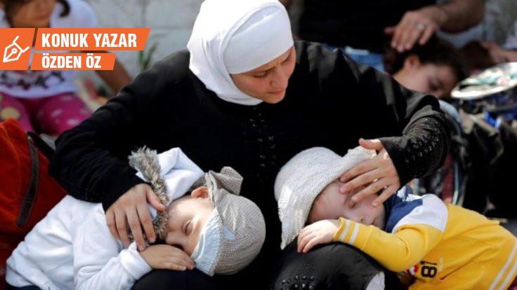 Suriyeli kadınların çifte dezavantajlılığı