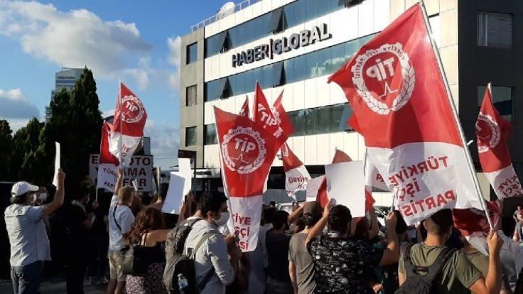 TİP'ten Haber Global'e 'Haluk Kırcı' tepkisi