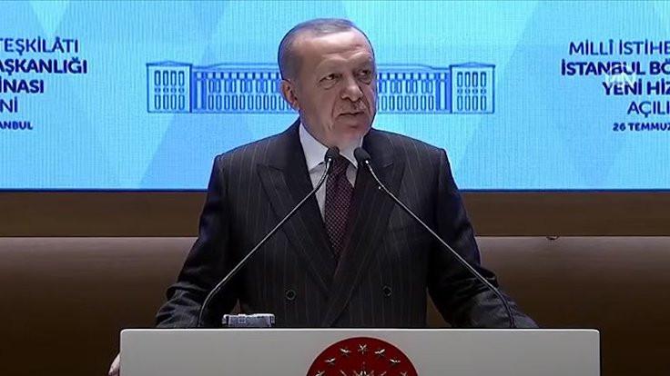 Erdoğan: MİT, Libya'da oyun değiştirici oldu