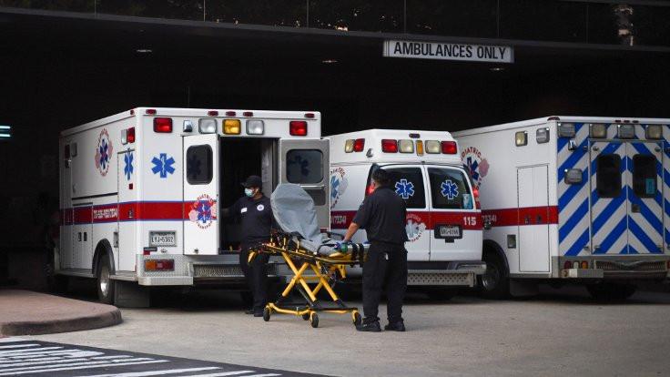 Teksas'ta 'ölüm paneli': Bazı korona hastaları 'ölmek üzere' eve yollanacak