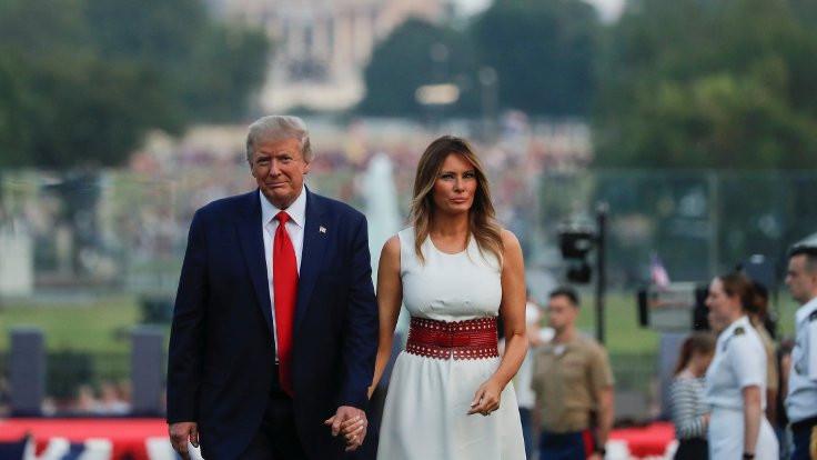Trump'tan 'bölücü' 4 Temmuz konuşması