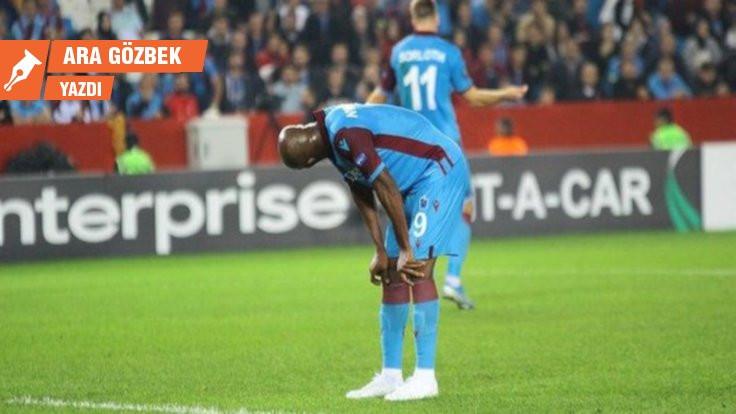 Kaçan şampiyonluk: Trabzonspor