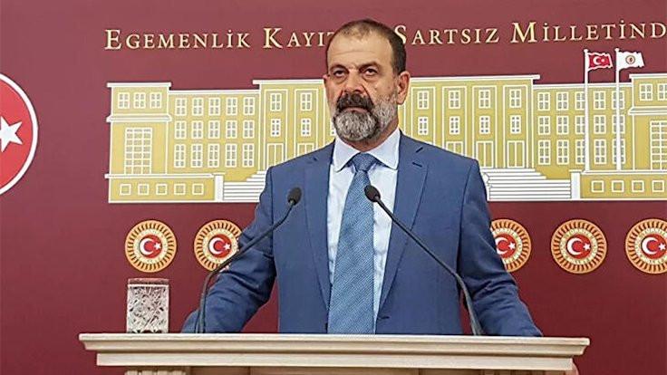 HDP milletvekili Tuma Çelik istifa etti