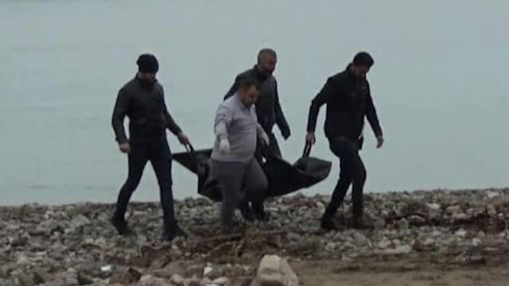 Van'da sahilde ceset bulundu
