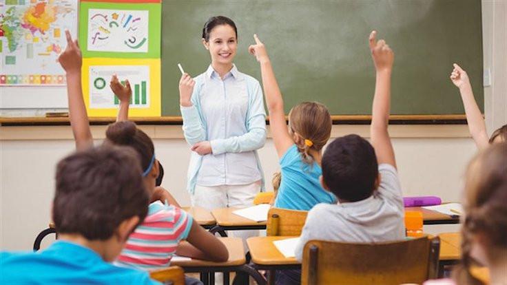 Öğretmenler için zil çalıyor