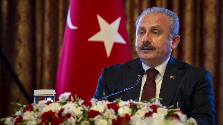 Meclis Başkanı Şentop'tan, İstanbul Sözleşmesi açıklaması