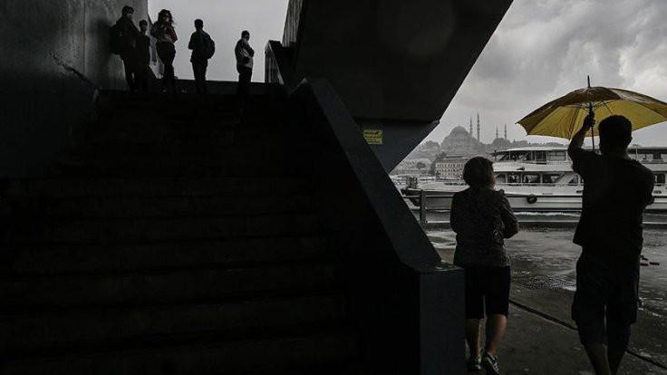Meteorolojiden İstanbul için sağanak uyarısı