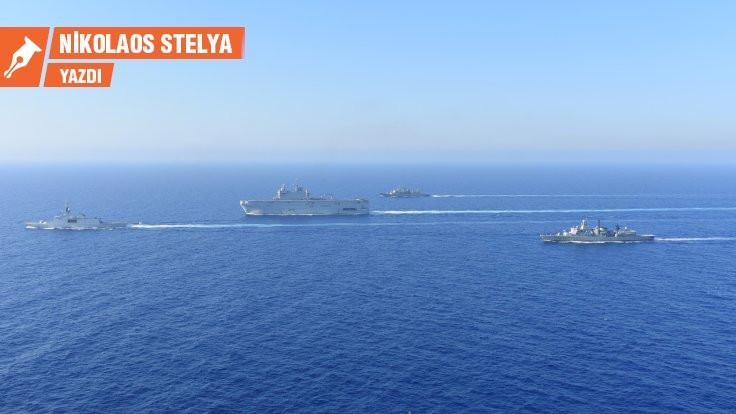 Doğu Akdeniz'de üç yanlış bir doğruyu götürür mü?