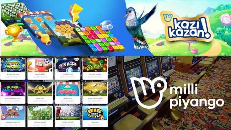 Milli Piyango'ya 'casino' oyunları yüklendi