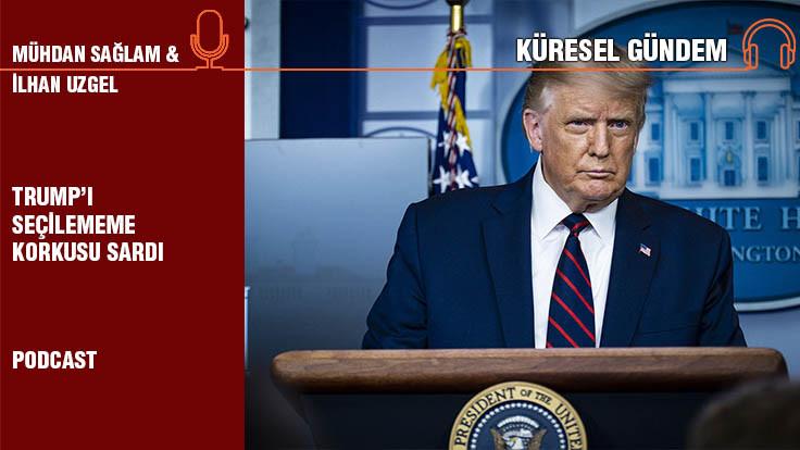 Küresel Gündem... İlhan Uzgel: Trump'ı seçilememe korkusu sardı
