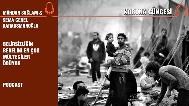 Korona Güncesi... Sema Genel Karaosmanoğlu: Belirsizliğin bedelini...