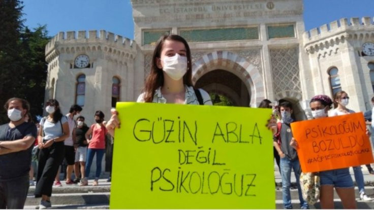Erdoğan'dan açıköğretim psikoloji için talimat