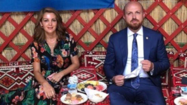 Nagehan Alçı, Bilal Erdoğan ile Ahlat'taki köşkü gezdi: Mütevazi buldum