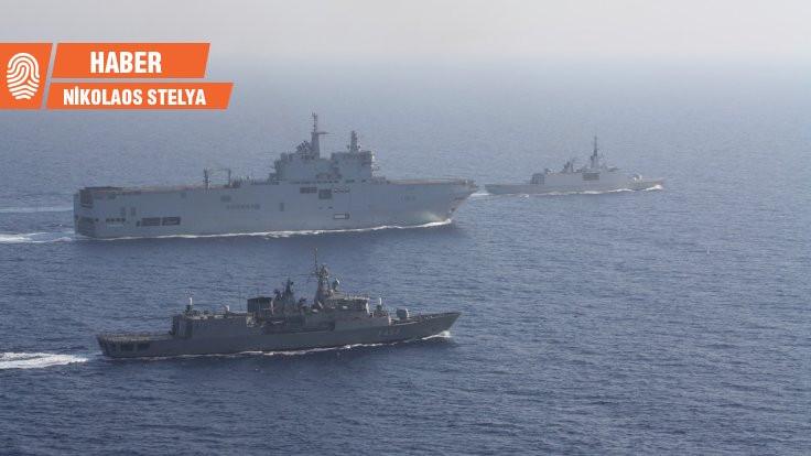 Doğu Akdeniz'de 'tatbikat çekişmesi'
