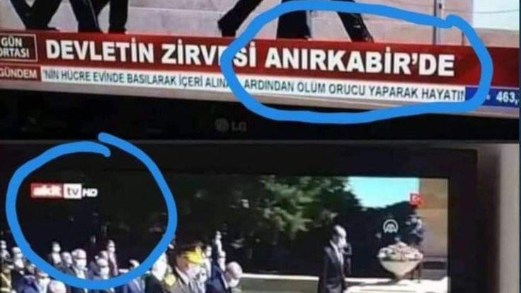 MHP'den Akit TV'ye: Kimi itini bıraktı...