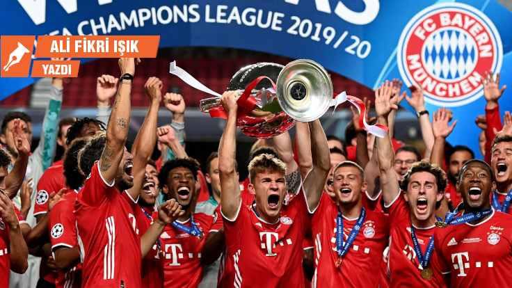 Şampiyonların Şampiyonu. Bayern.