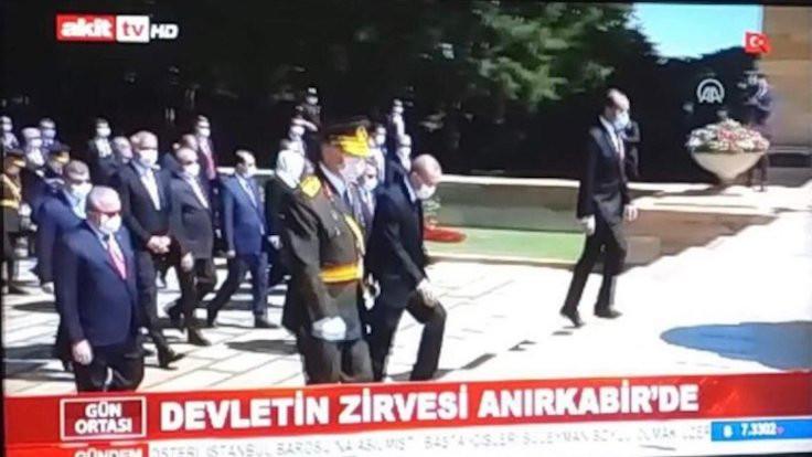 RTÜK 'Anırkabir' ifadesi için inceleme başlattı