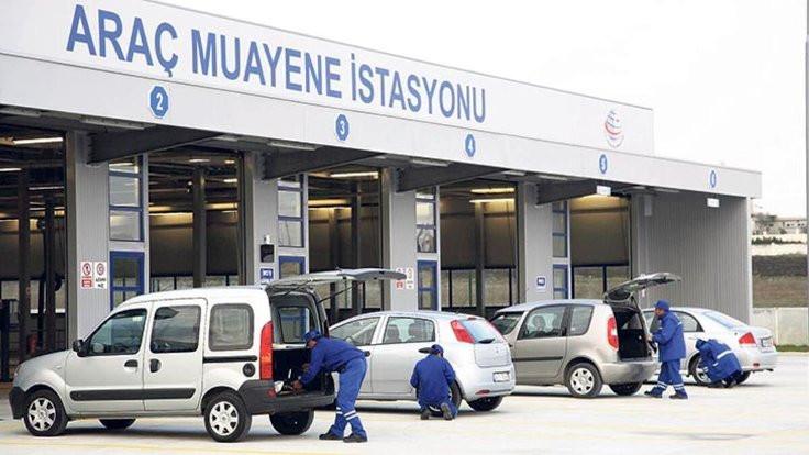 Araç muayene süresi 30 Eylül'e uzatıldı
