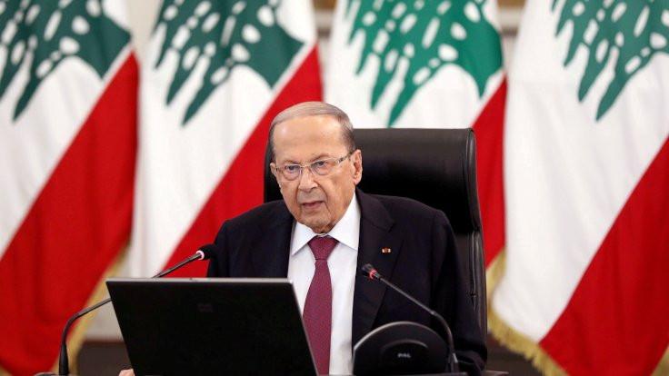Lübnan Cumhurbaşkanı Avn: Patlamaya Hizbullah'ın silahları neden olmadı