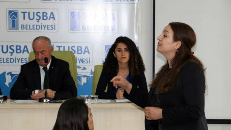 HDP'li Ayşe Minaz görevine iade edildi