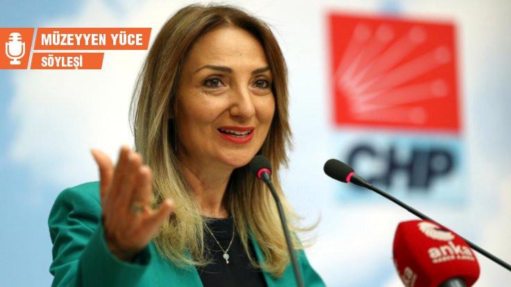 Aylin Nazlıaka: İstanbul Sözleşmesi kalacak, AKP gidecek