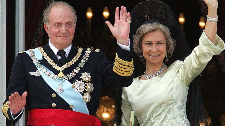 Eski kral İspanya'dan ayrılıyor