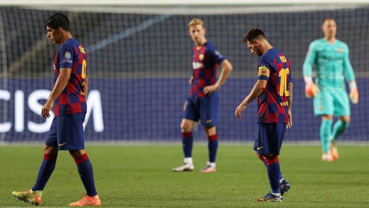 Barcelona'da 4 isim hariç herkese yol göründü