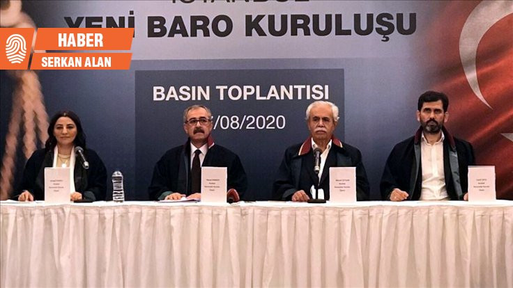 2 nolu İstanbul Barosu'nda eylül hedefi