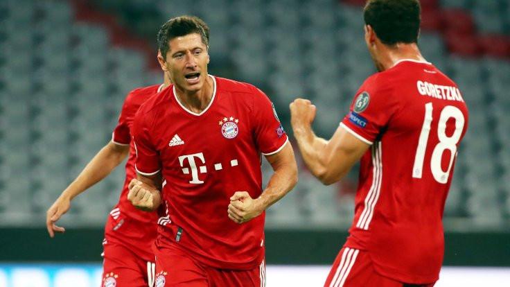 Bayern Münih, Şampiyonlar Ligi tarihine geçti