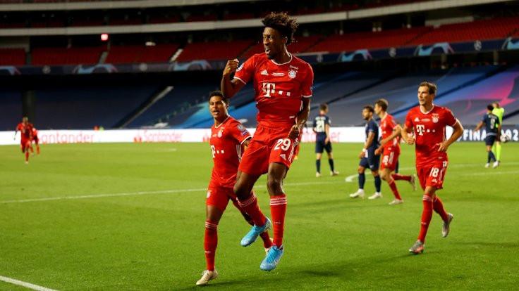 UEFA Şampiyonlar Ligi şampiyonu Bayern Münih