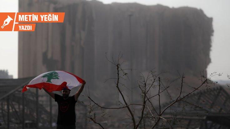 Beyrut'ta patlayan ne?