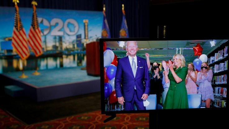 Joe Biden'ın başkan adaylığı resmen açıklandı