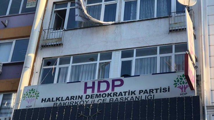 HDP binasına saldıran kişi serbest bırakıldı