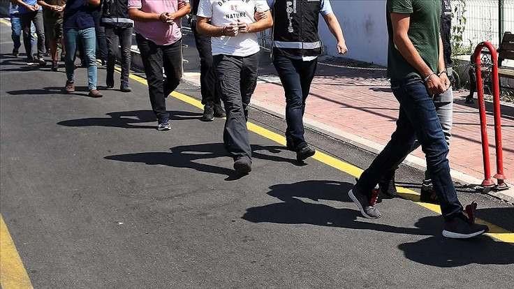 Ankara'da 10 gözaltı kararı