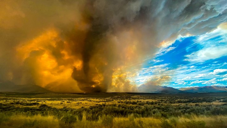 Kaliforniya'da acil durum ilan edildi: Yangınlar yayılıyor
