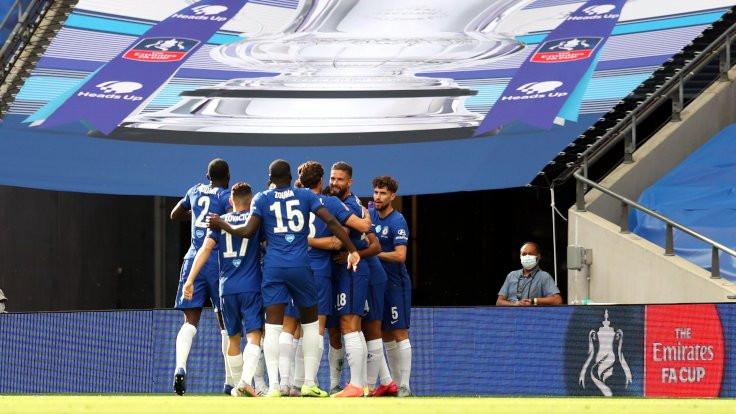 Chelsea'de 8 futbolcu karantinada
