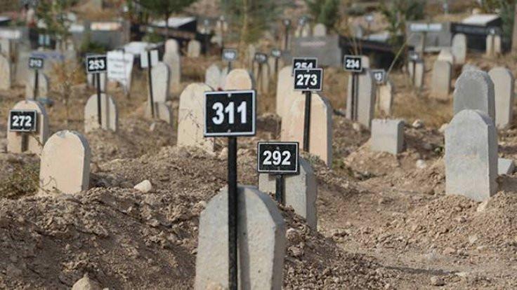 Garzan Mezarlığı için yapılan suç duyurusuna takipsizlik