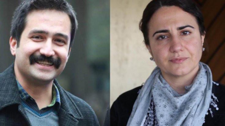 Demirtaş: Aytaç ve Ebru'ya sahip çıkılmalı