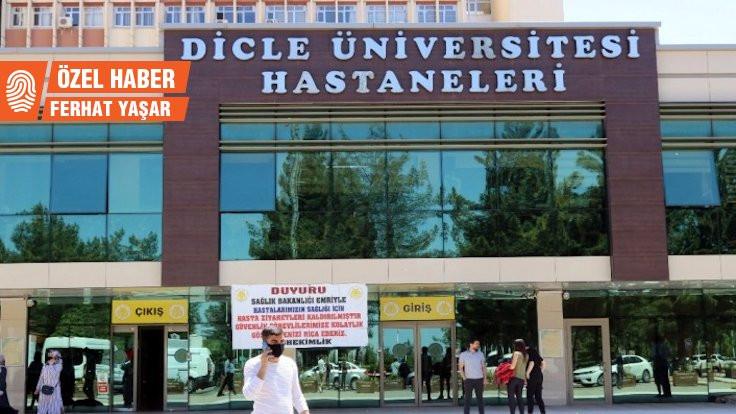 Dicle Üniversitesi Hastanesi'nde korona mobbingi