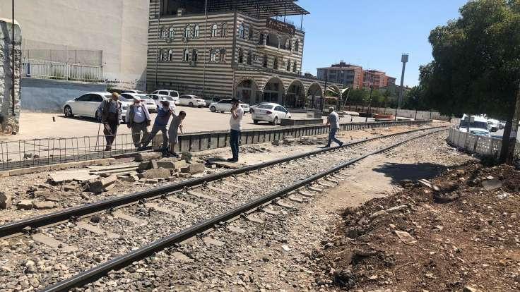 Diyarbakır 12 kilometrelik duvarla ikiye bölünecek