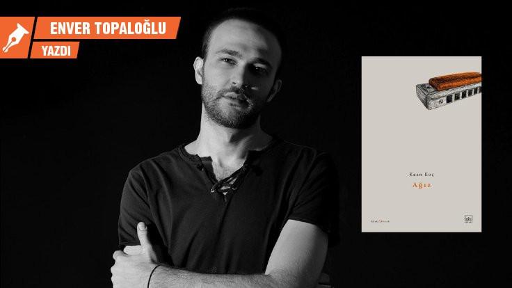 Kaan Koç'un yeni şiir kitabı: 'Ağız'