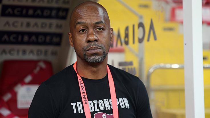 Trabzonspor'da yeni teknik direktör Eddie Newton