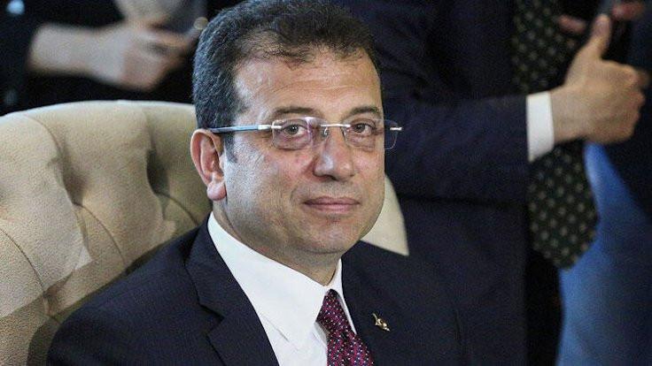 İmamoğlu'ndan Beyrut'a baş sağlığı telefonu