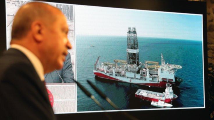 '320 milyar metreküp doğalgaz rezervi bulundu'