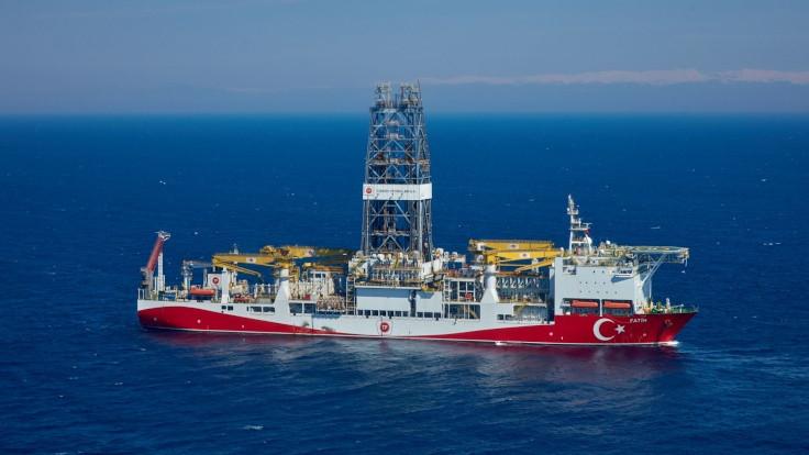 'Karadeniz'de 800 milyar metreküp gaz bulundu'