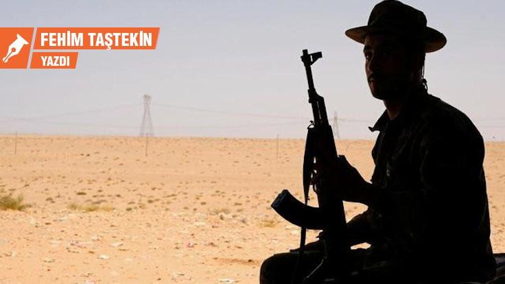 Libya'daki ortaklara neler oluyor?