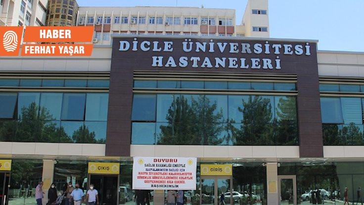 Dicle Üniversitesi Hastanesi'nde mobbing istifaları