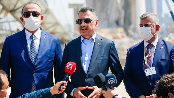 Lübnan'a 'Limanlarımızı kullanabilirsiniz' teklifi